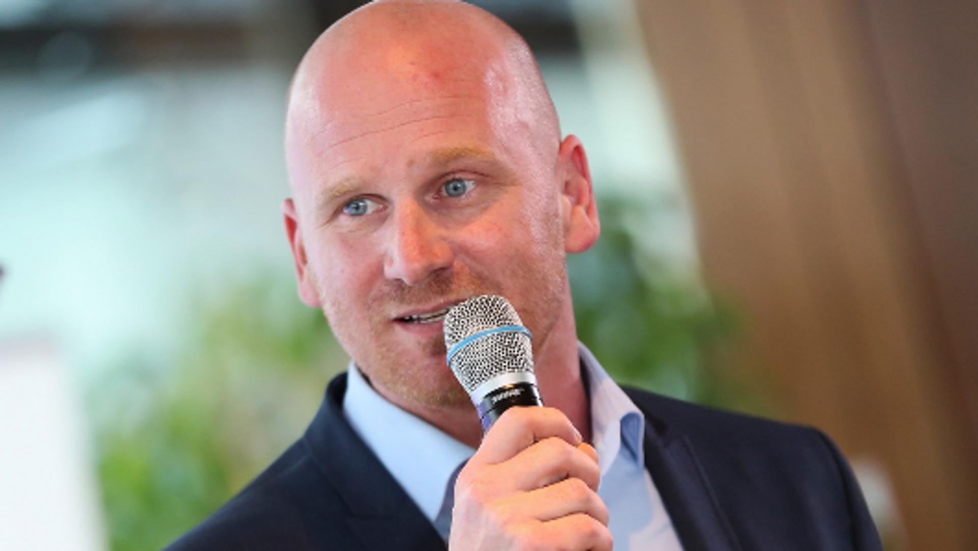 Bundesliga-Vorstand Christian Ebenbauer