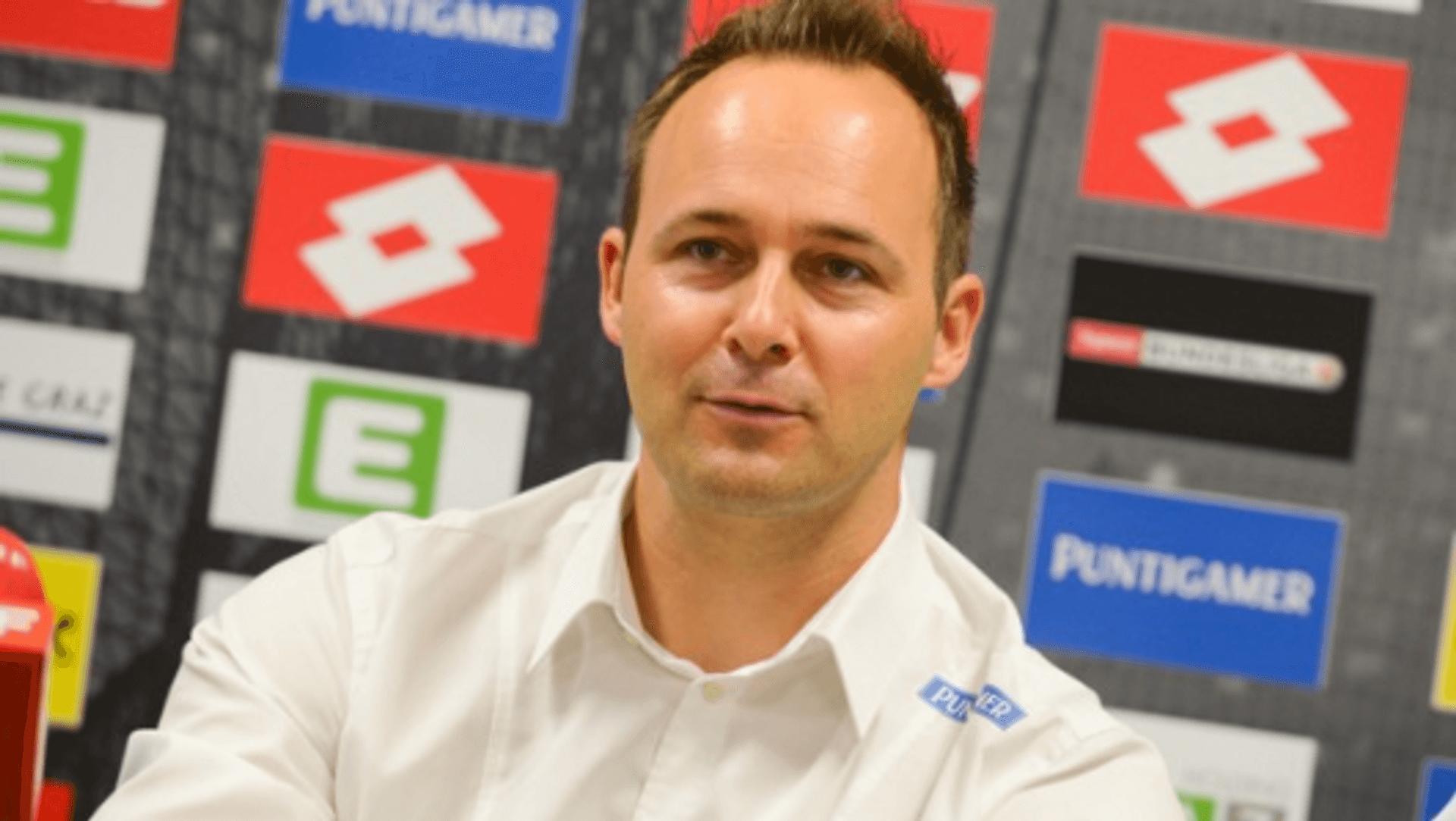 Sturm-Wirtschaftsgeschäftsführer Thomas Tebbich
