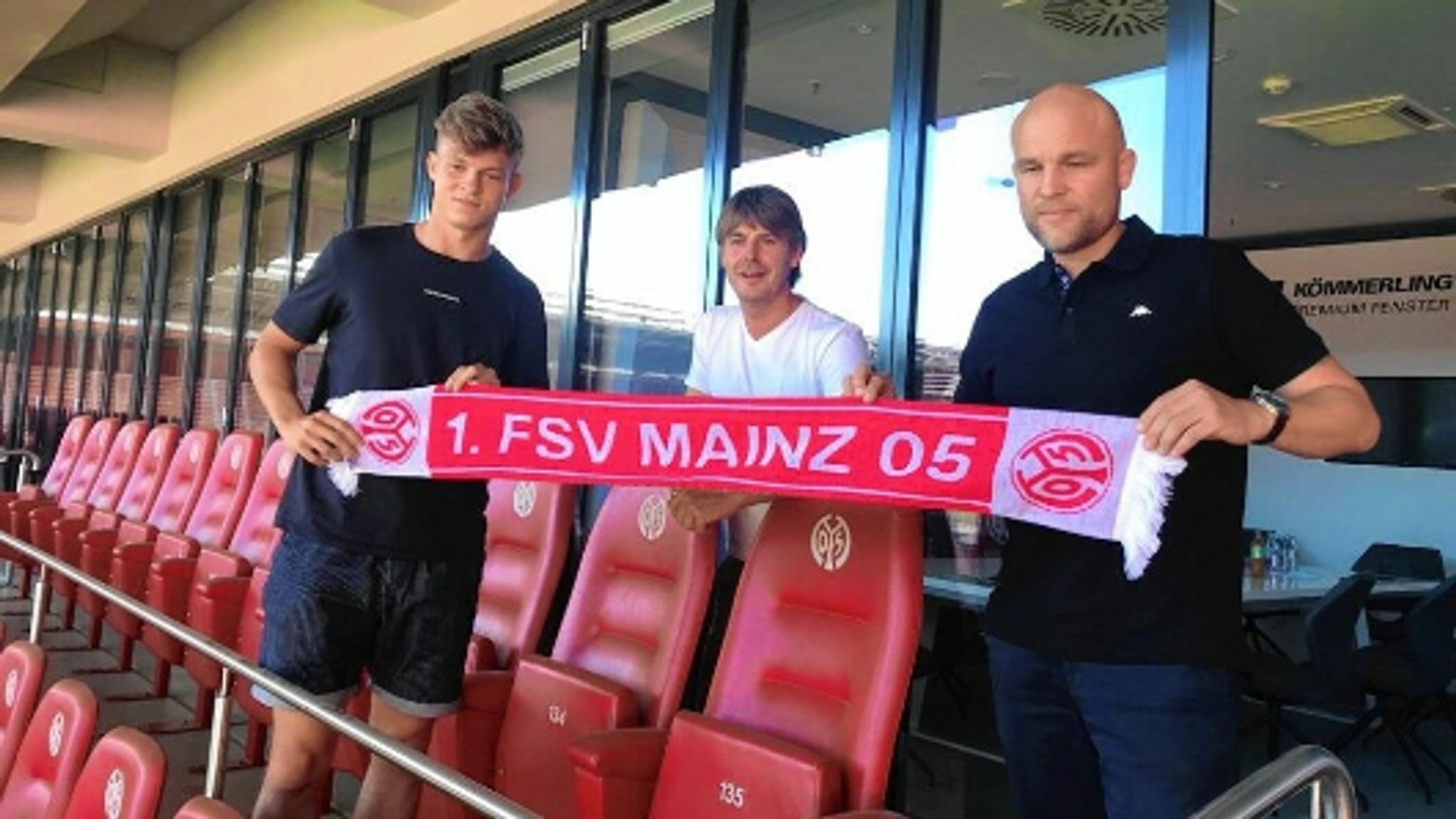 Der deutsche Bundesligist Mainz 05