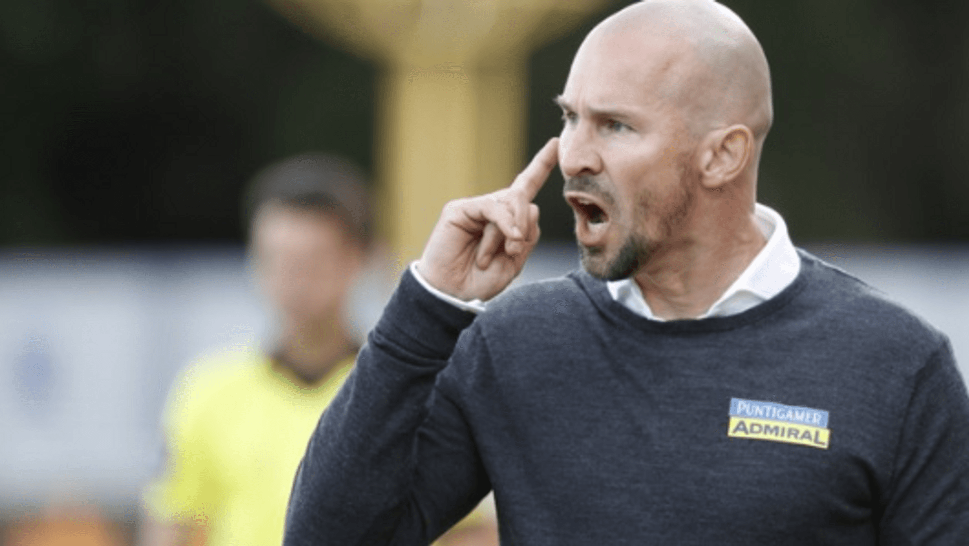 Sturm-Coach Christian Ilzer