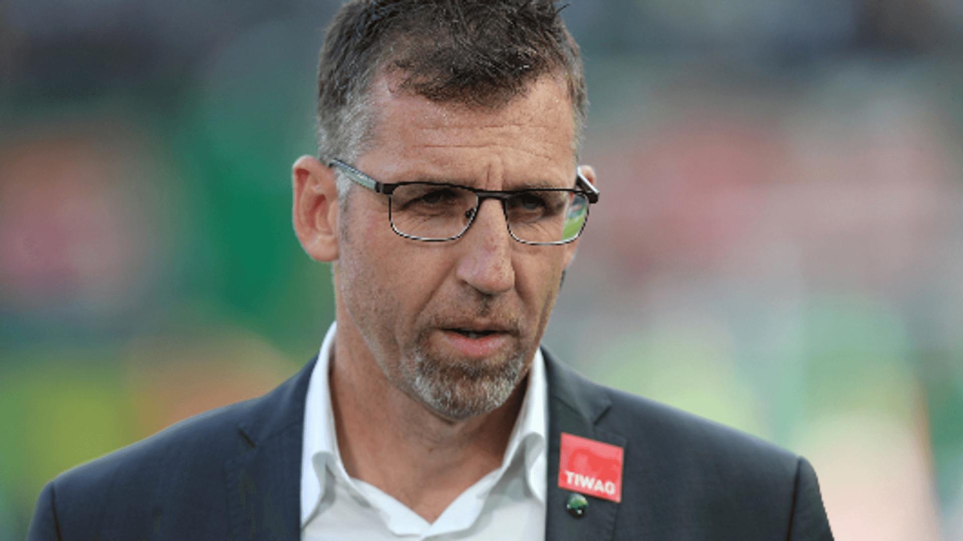 Sport-Vorstand Alfred Hörtnagl