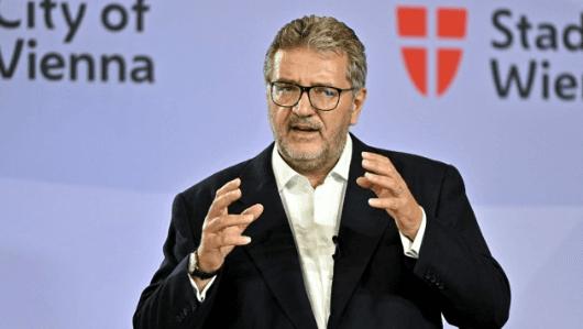 Gesundheitsstadtrat Peter Hacker (SPÖ)